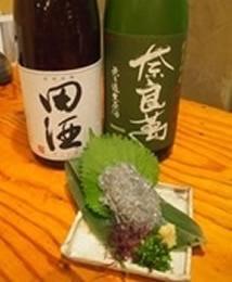 hanatare-ningyocho_料理-生しらす