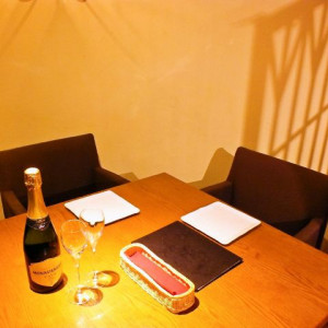 内観テーブル