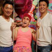"""""""ピンクの妖精・レディーモモ""""がブランコに乗って店内を縦横無尽に暴れまくる!? 名古屋発・前代未聞のラーメン居酒屋「ももまる」が渋谷に上陸!"""