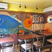 魚卵とシーフードのニッチコンセプトで高級食材をカジュアルに。中目黒の繁盛店に次ぐ2号店「シーフードビストロ 魚卵HOUSE Eni(エニ)」が、飯田橋に7月25日オープン