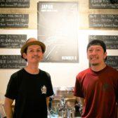 人形町にクラフトビール&スペシャルティコーヒーの「NUMBER 6」が開業。「東京と地方、世界をつなげる」をコンセプトに、カフェとバーの二毛作営業で国内外のお客を集客