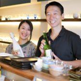 神保町に日本酒バル「terrA」がオープン。旅と山好きな夫&酒と音楽を愛する妻の夫婦で営業する、地域密着のコミュニティ酒場が話題