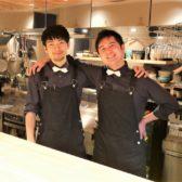 """月島に「ategatte(あてがって)」がオープン。30代前半の2人で立ち上げた、和食ベースの上質なつまみにワインや日本酒を""""あてがう""""カウンター割烹"""